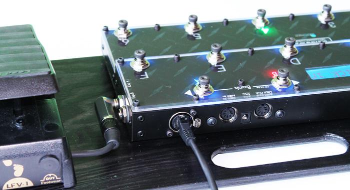 Microdesignum Midi Forte 14f2d 1p Plus Foot Midi