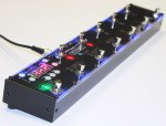 MIDI Grande 12F1D is a MIDI controller with footswitches
