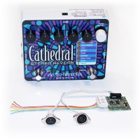 Build-in service: MIDI control for EHX Cathedral