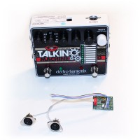 Build-in service: MIDI control for EHX Talking Machine