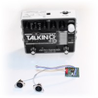 MIDI module for EHX Talking Machine